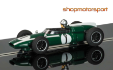 COOPER CLIMAX T53 F1 / SUPERSLOT 3658A / JACK BRABHAM