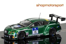 BENTLEY CONTINENTAL GT3 / SCALEXTRIC SUPERSLOT 3713 / GUY SMITH-STEVEN KANE-ANDY MEYRICK-DAVID ARNOLD LANCE