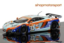 McLAREN MP4 12C GT3 / SUPERSLOT 3715 / DANNY WATTS