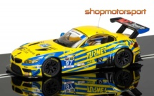 BMW Z4 GT3 / SCALEXTRIC SUPERSLOT 3720 / MARKUS PALTTALA-MICHAEL MARSAL-ANDY PRIAULX-BORIS SAID