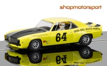 CHEVROLET CAMARO / SCALEXTRIC SUPERSLOT 3724 /  CHAD RAYNAL