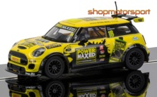 MINI COOPER / SCALEXTRIC SUPERSLOT 3742 / HARRY VAULKHARD