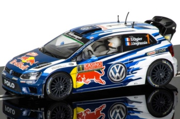 VOLKSWAGEN POLO R WRC SUPERSLOT 3744 www.shopmotorsport.com