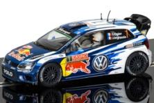 VOLKSWAGEN POLO R WRC / SUPERSLOT 3744 / SEBASTIAN OGIER-JULIEN INGRASSIA