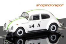 VOLKSWAGEN BEETLE / SCALEXTRIC SUPERSLOT 3745 / BARRY FERGUSON-BILL FORD