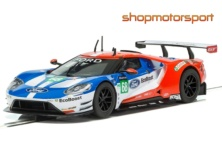 FORD GT GTE / SCALEXTRIC SUPERSLOT 3857 / JOEY HAND-TONY KANAAN-DIRK MULLER