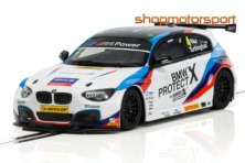 BMW 125 / SCALEXTRIC SUPERSLOT 3920 / COLIN TURKINGTON
