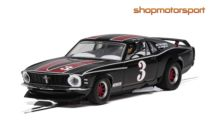 FORD MUSTANG BOSS 302 / SCALEXTRIC SUPERSLOT 4014 / JOHN GIMBEL