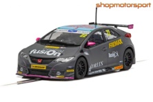 HONDA CIVIC TYPE R / SCALEXTRIC SUPERSLOT 4015 / CHRIS SMILEY