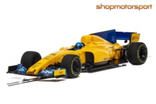 McLAREN RENAULT MCL33 / SCALEXTRIC SUPERSLOT 4022 / FERNANDO ALONSO