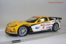 CHEVROLET CORVETTE C6R / SUPERSLOT H3390 / JOS MENTEN-KURT MOLLEKENS-MIKE HEZEMANS-ANTHONY KUMPEN
