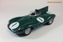 JAGUAR D-TYPE / SUPERSLOT H3486 / MIKE HAWTHORN-DESMOND TITTERINGTON