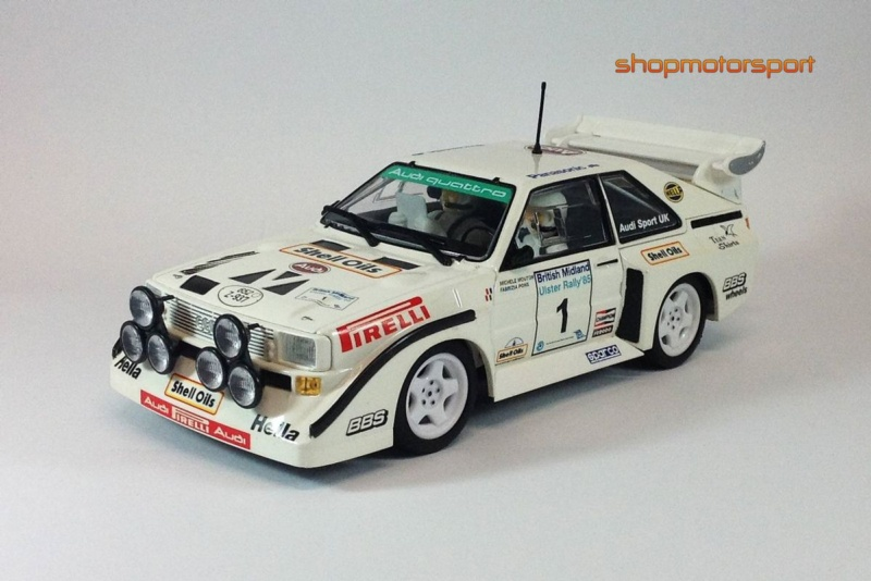 Audi Sport Quattro S1 Gr.B Superslot H3487