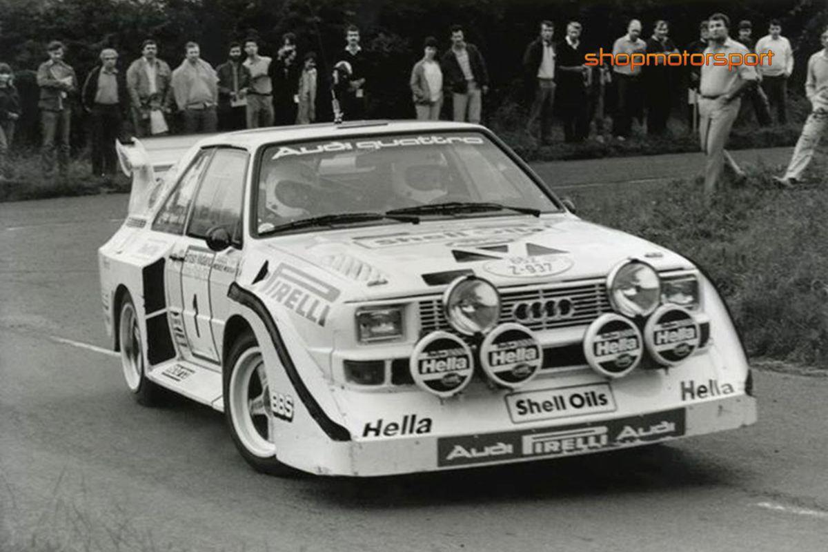 Audi Sport Quattro S1 Gr B Superslot H3487