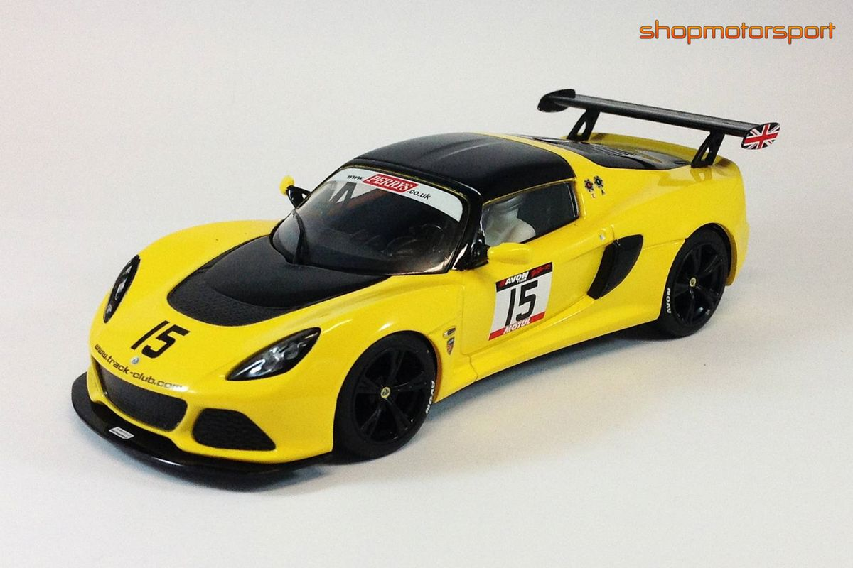 lotus exige v6 cup r superslot h3509. Black Bedroom Furniture Sets. Home Design Ideas