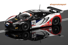 McLAREN MP4 12C GT3 / SUPERSLOT 3604 / JIM GEDDIE GLYNN GEDDIE