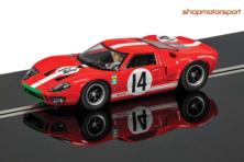 FORD GT40 / SUPERSLOT 3630 / PETER SUTCLIFFE-DIETER SPOERRY