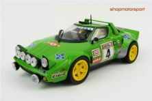 LANCIA STRATOS / TEAM SLOT 11512 / JORGE DE BAGRATION-NURIA LLOPIS // OUT OF STOCK