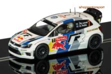 VOLKSWAGEN POLO R WRC / SUPERSLOT 3524 / JARI-MATTI LATVALA-MIIKKA ANTTILA