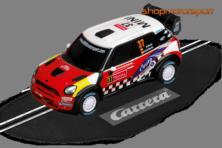 MINI COUNTRYMAN WRC / CARRERA GO 61239 / DANI SORDO-CARLOS DEL BARRIO