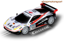 FERRARI 458 ITALIA GT2 / CARRERA GO 61212 / ALLAN SIMONSEN-DOMINIK FARNBACHER // OUT OF STOCK