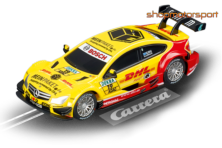MERCEDES AMG C-COUPE DTM / CARRERA GO 61275 / DAVID COULTHARD // OUT OF STOCK