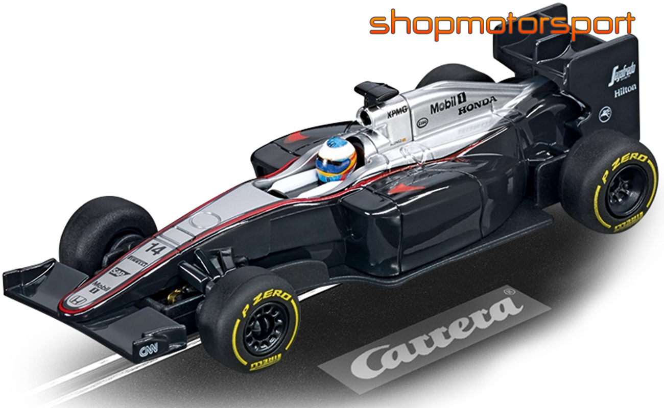 mclaren honda mp4 30 carrera go 64045 fernando alonso. Black Bedroom Furniture Sets. Home Design Ideas
