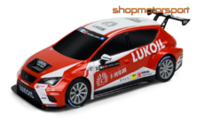 SEAT LEON TCR / SCALEXTRIC COMPACT C10228X300 / PEPE ORIOLA