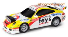 PORSCHE 911 GT3 / SCALEXTRIC COMPACT C10229X300 / MARC DUEZ-STEVEN VYNCKE
