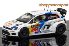 VOLKSWAGEN POLO R WRC / SUPERSLOT 3633 / ANDREAS MIKKELSEN-OLA FLOENE // OUT OF STOCK