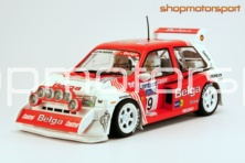 MG METRO 6R4 Gr.B / MSC 6025 / MARC DUEZ-WILLY LUX // OUT OF STOCK