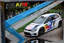 VOLKSWAGEN POLO R WRC / BELKITS 005 / OGIER-INGRASSIA / LATVALA-ANTTILA / MIKKELSEN-NAGLE