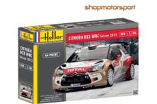 CITROEN DS3 WRC / HELLER 80758 / SEBASTIAN LOEB-DANIEL ELENA