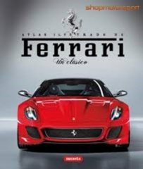 ATLAS ILUSTRADO DE FERRARI, UN CLASICO // OUT OF STOCK