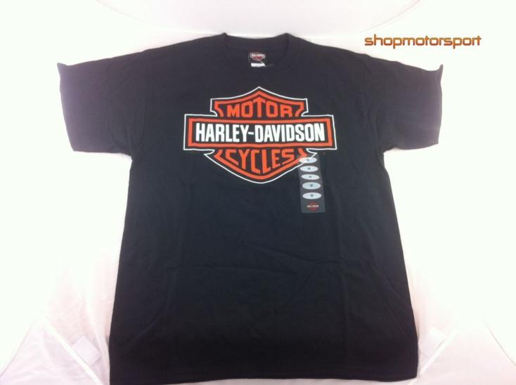 Harley Davidson T-Shirt | Motorsport Merchandise