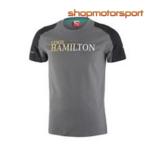 T-SHIRT MAN LEWIS HAMILTON