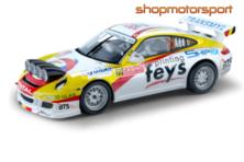 PORSCHE 911 GT3 / SCALEXTRIC A10219S300 / MARC DUEZ-STEVEN VYNCKE