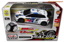 VOLKSWAGEN POLO R WRC / MAISTO 81148 / JARI-MATTI LATVALA-MIIKKA ANTTILA // OUT OF STOCK