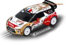 CITROEN DS3 WRC / CARRERA GO 64006 / SEBASTIAN LOEB-DANIEL ELENA