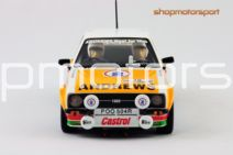 FORD ESCORT RS1800 Gr.4 / SCALEXTRIC A10147S300 / RUSSELL BROOKES-PAUL WHITE