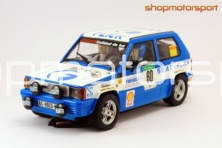 SEAT PANDA 45 / SCALEXTRIC A10077S300 / TOÑI PONCE-ORLANDO YAÑEZ