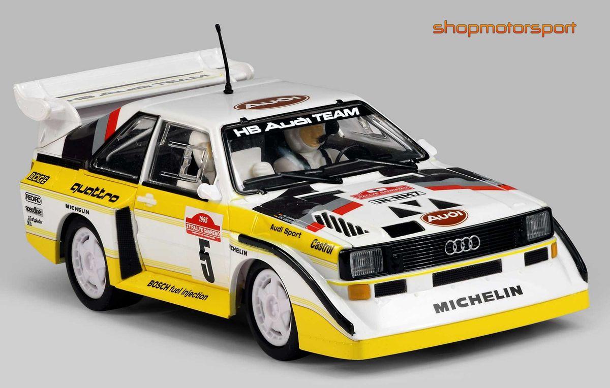 Audi Sport Quattro S1 Superslot H3490