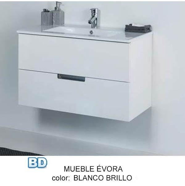 Muebles Baño Blanco Brillo : Muebles ba?o blanco brillo dikidu