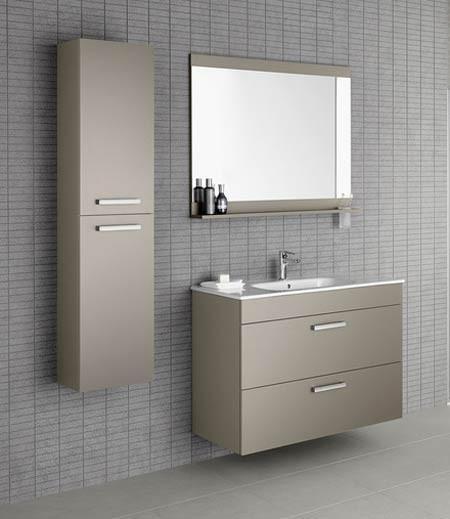 Mueble lavabo the gap 20170902064939 - Muebles banos roca ...