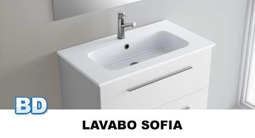 Mueble de ba o cronos salgar decoracion ba os for Lavabo sofia