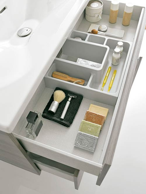 Mueble Baño Gris Arenado:Mueble de baño Onix 2 cajones o 2 puertas