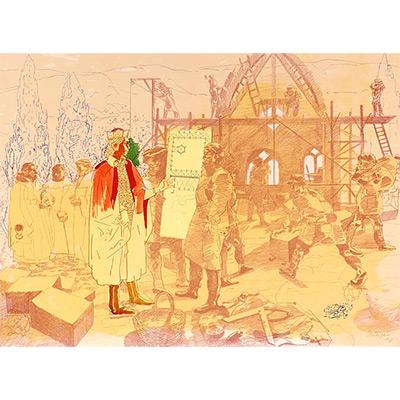 800 aniversari de Jaume I - Artigau, 2008