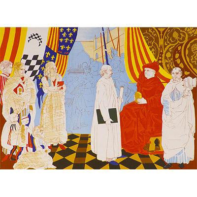 600 aniversari de Marti I l'Humà- Artigau, 2012