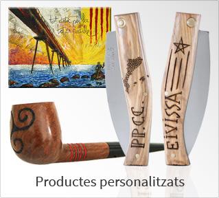 Productes personalitzats