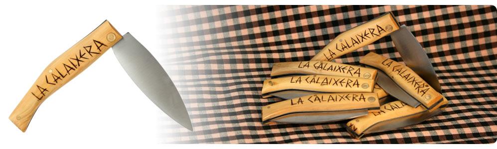 artdelaterra - Navalles de fusta pirogravades